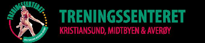 Treningssenteret Kristiansund, Midtbyen & Averøy Logo