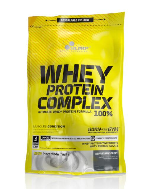 Whey Protein Complex 100% 700 g Jordbær Olimp Sport Nutrition